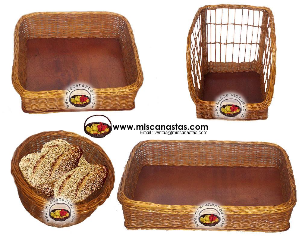 Fabricante de canastas para panaderia en mimbre colombia for Fabrica de canastas de mimbre