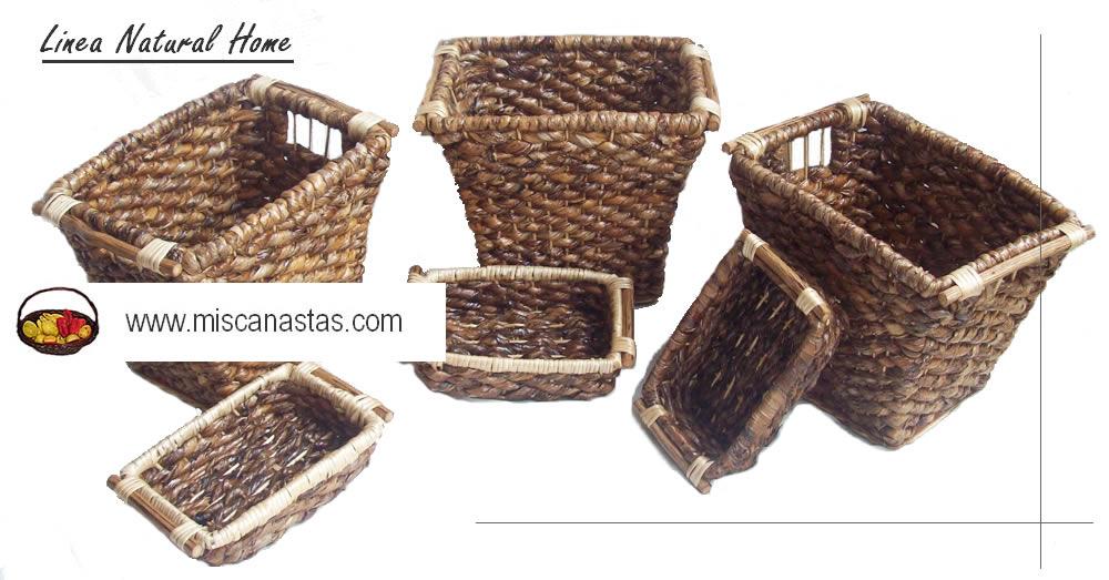 Canasta para ropa de mimbre cestas para la ropa en mimbre - Cestas de mimbre pequenas ...